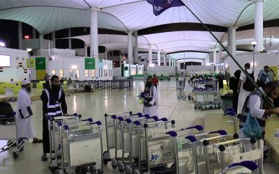 Medina Airport Second Best In Middle East