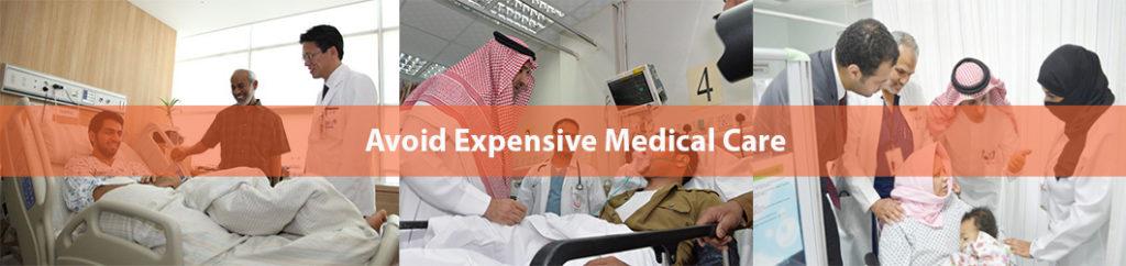Saudi hospitals