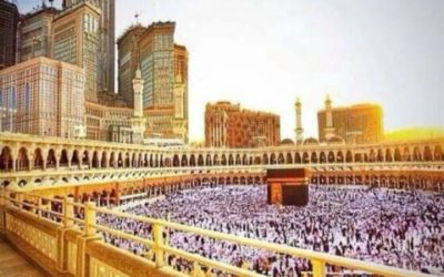 Umrah Season starts early this year 1440 AH