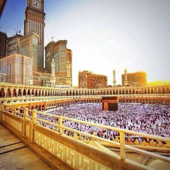 Umrah Season starts early this year 1440 AH