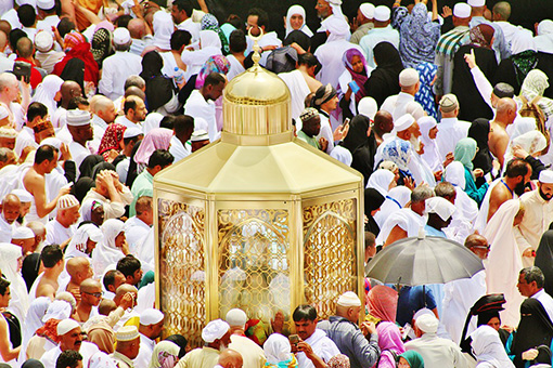 30 percent increase in umrah pilgrims by 2020